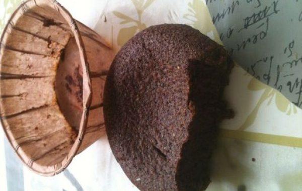 Moelleux fondant au chocolat noir, blanc et toblerone
