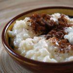 Riz au lait à la portugaise