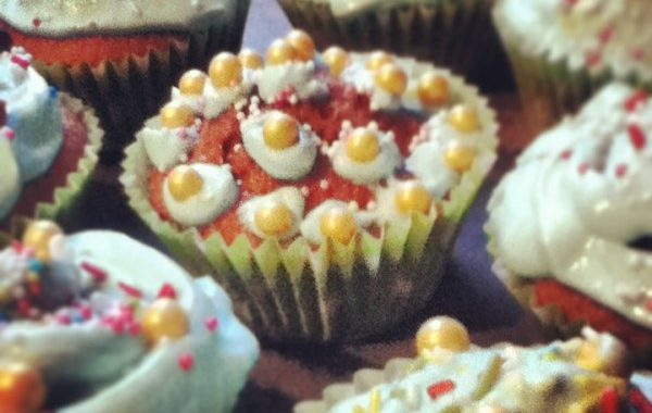 Cupcakes et glaçages légers
