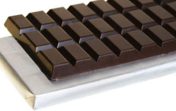Bûche de Noel chocolat framboise sans gluten et sans lactose