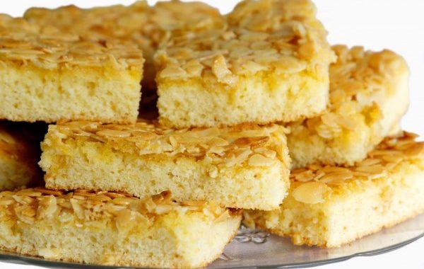 Butterkuchen : gâteaux au beurre et à la cannelle