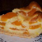 Tarte à la mandarine et mascarpone