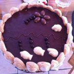 Charlotte aux 3 chocolats