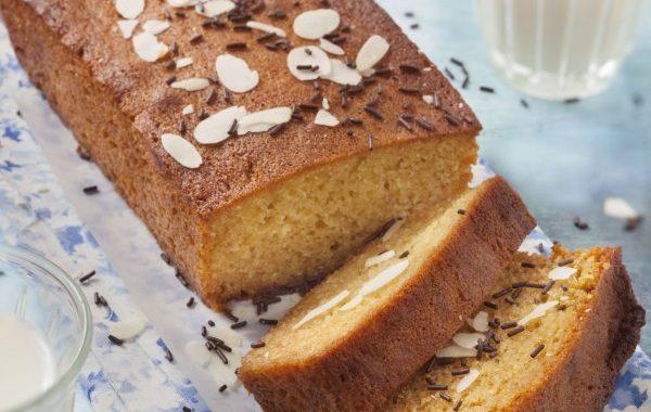 Cake au miel