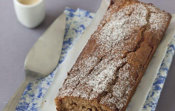 Cake à la farine de châtaigne (Corse)