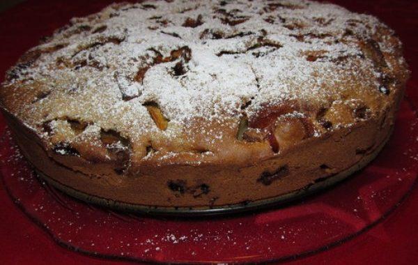 Gâteau aux pommes de ma Mamie allemande