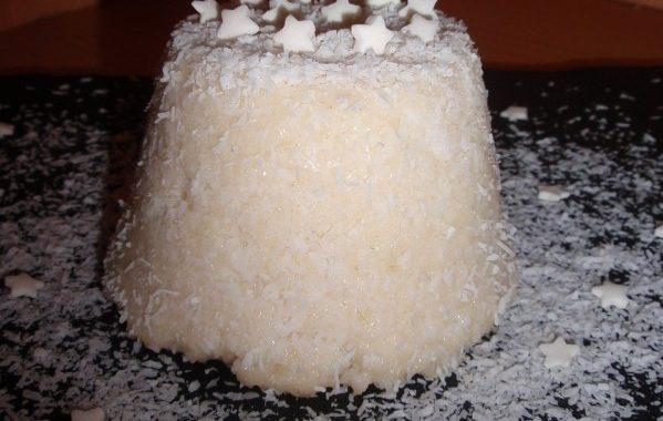 Semoule à la noix de coco