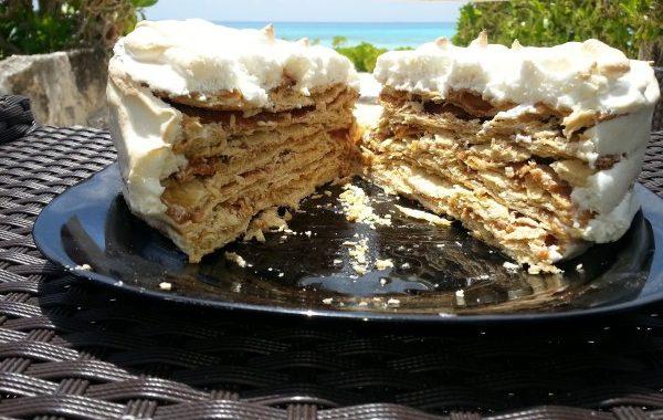 Postre Rogel (dessert argentin)