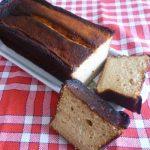 Gâteau au yaourt et compote pomme poire