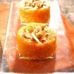 Gâteau de carottes (Inde)