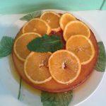 Gâteau à l'orange moelleux et fondant
