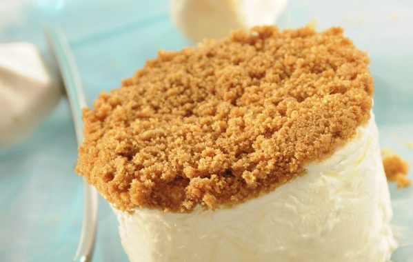 Cheesecake sans four