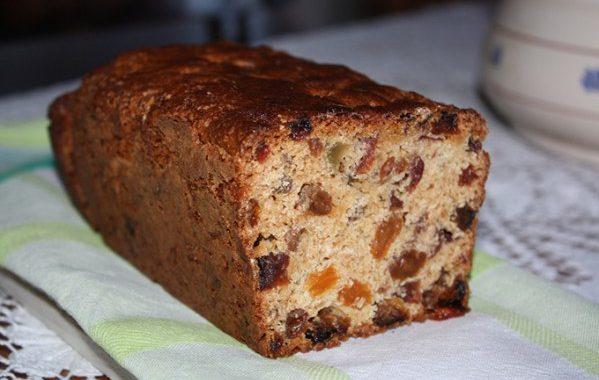 Gâteau typique Irlandais pour Halloween : le BARM BRACK