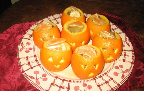 Salade de fruits de l'enfer (spécial Halloween)