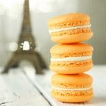 Macarons à l'orange
