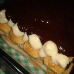 Gâteau aux boudoirs de mémé