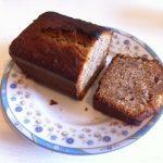 Cake aux noix et aux noisettes