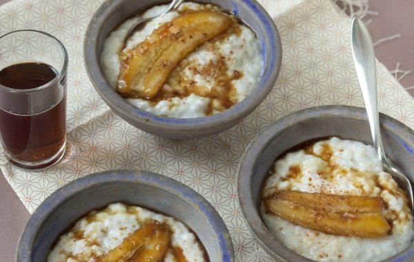 Crème à la banane (vietnamien)