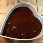 Le Dorinne (shortbread, caramel beurre salé et chocolat)