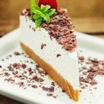 Cheesecake au chocolat blanc (sans cuisson)