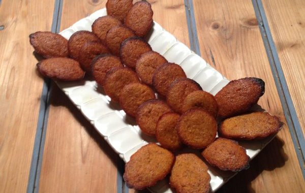 Le Françoise – Gâteau à la citrouille et aux noix