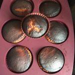 Fondant au chocolat à la farine de chataigne