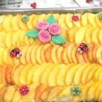 Tiramisu aux nectarines