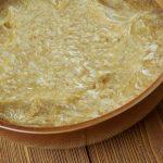 Teurgoule (riz au lait crémeux)