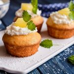 Muffins à l'ananas