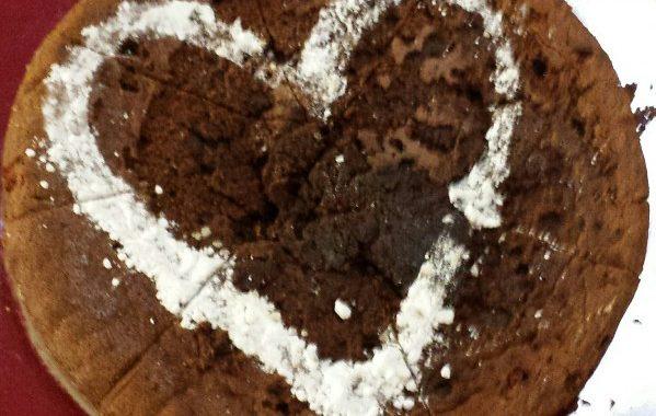 Gâteau chocolat spéculoos