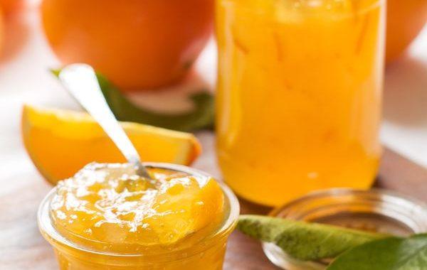 Marmelade d'oranges amères de mon grand-père, au Cookeo