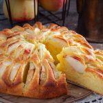 Gâteau aux pommes facile au Cookeo