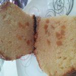 Cake au citron et gingembres confits