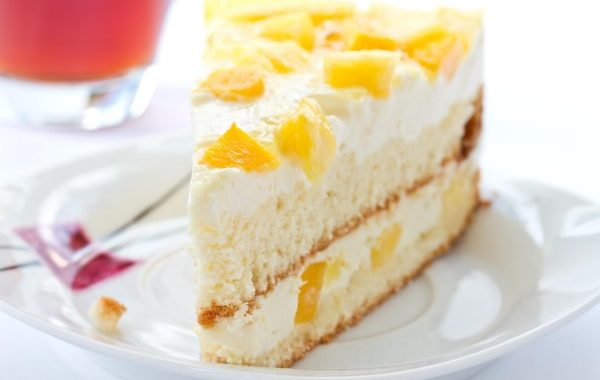 Gâteau hawaien à l'ananas