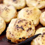 Biscuit façon crème brûlée