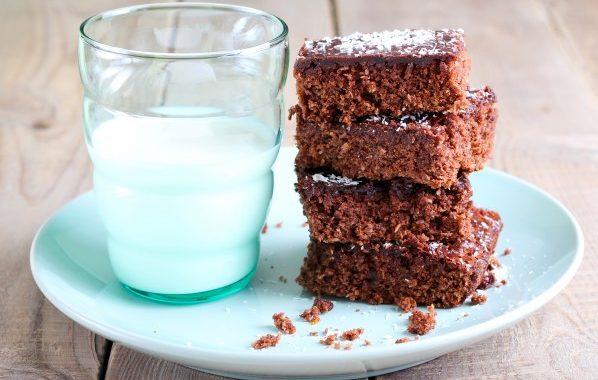 Fondant extra moelleux au chocolat et noix de coco