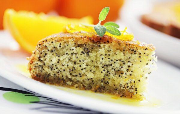 Gâteau pavot, oranges et amandes d'Alice