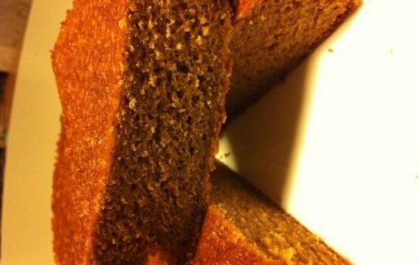 Gâteau au yaourt au café