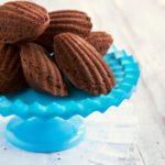 Madeleines chocolatées très facile