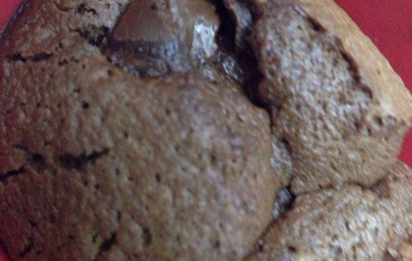 Fondant au chocolat simple