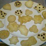 Biscuits sablés sans gluten