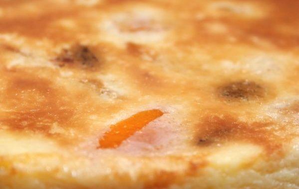 Gâteau aux raisins et abricots secs
