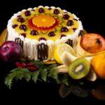 Fondant aux fruits