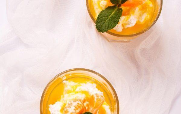 Tiramisu à l'orange (sans œufs)