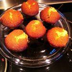 Muffins d'automne aux fruits confits