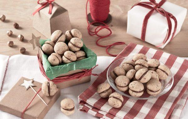 """Biscuits """"baci di dama"""" au Nutella®"""