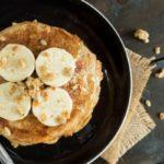 Pancakes au sucre roux