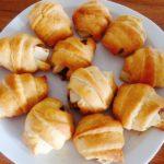 Biscuit fourrés aux pommes (turque)