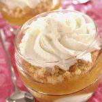 Trifle à l'orange et miel épicé