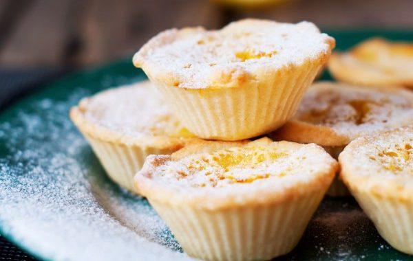 Muffins moelleux citron vert-miel